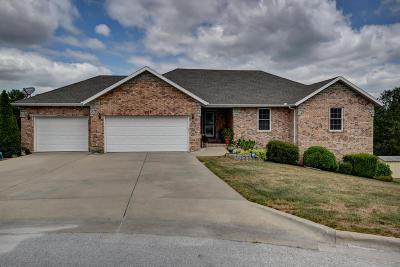Ozark MO Single Family Home For Sale: $254,900
