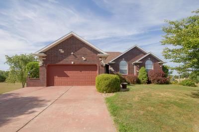 Ozark MO Single Family Home For Sale: $309,900