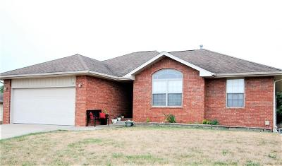 Republic Single Family Home For Sale: 535 Jester