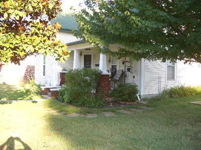 Marshfield Single Family Home For Sale: 610 West Jackson Street