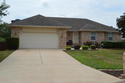 Nixa MO Single Family Home For Sale: $234,900