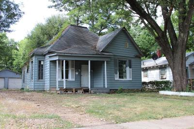 Springfield Single Family Home For Sale: 1012 West Florida Street