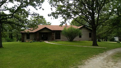 Bolivar Single Family Home For Sale: 1676 East 310th Road