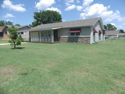 Joplin Single Family Home For Sale: 1337 Kansas Avenue