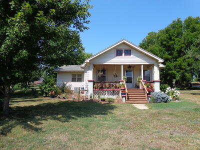 Stockton Single Family Home For Sale: 407 South Street