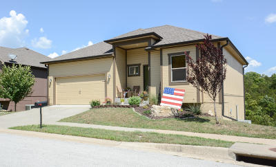 Branson MO Single Family Home For Sale: $187,900