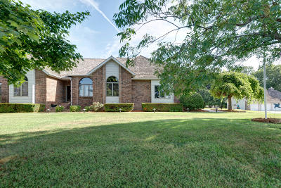 Christian County Single Family Home For Sale: 2001 Union Chapel Road