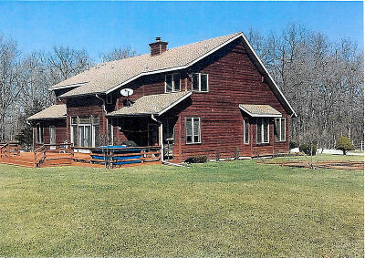 Rogersville Single Family Home For Sale: 2848 South State Hwy 125