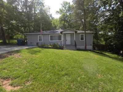 Ozark Single Family Home For Sale: 804 East Walnut Street