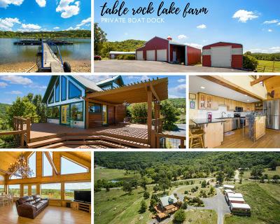 Kimberling City, Lampe Farm For Sale: 111 Trellis Drive