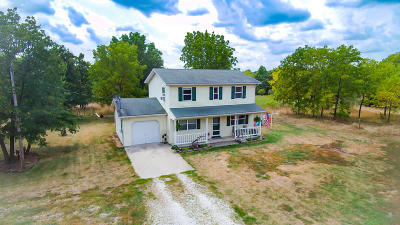 Bolivar Single Family Home For Sale: 1540 East 380th Road