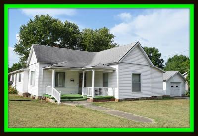 Bolivar Single Family Home For Sale: 434 East Division Street