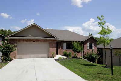 Branson MO Single Family Home For Sale: $299,900