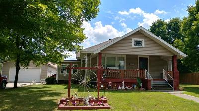 El Dorado Springs MO Single Family Home For Sale: $84,900