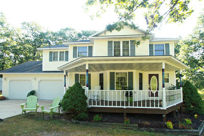 Marshfield Single Family Home For Sale: 122-A Wild Plum