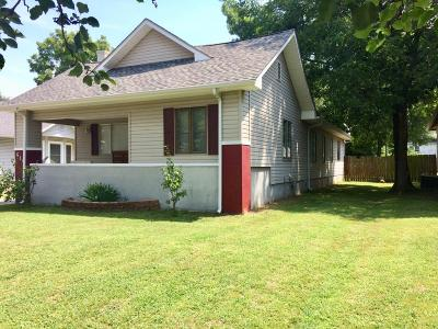 Joplin Single Family Home For Sale: 615 South Porter Avenue