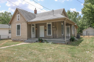 Springfield Single Family Home For Sale: 751 South Missouri Avenue