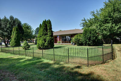 Springfield Single Family Home For Sale: 1543 South Lovers Lane
