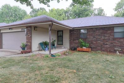 Springfield Single Family Home For Sale: 3519 South Doris Avenue