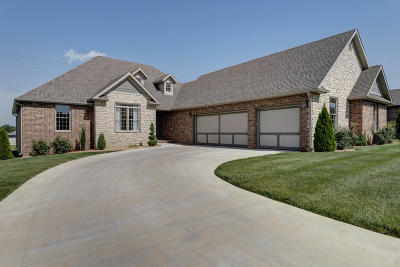 Nixa Single Family Home For Sale: 1914 North Tuscany Lane