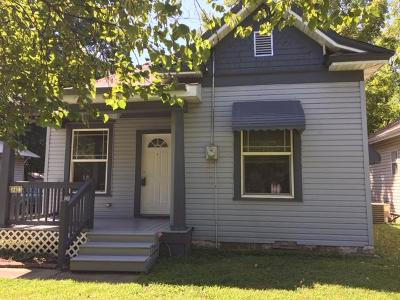 Springfield MO Single Family Home For Sale: $68,500