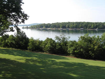 Reeds Spring Residential Lots & Land For Sale: Lot 6 Water Point Lane