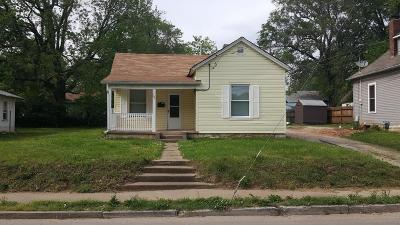 Springfield MO Single Family Home For Sale: $39,000