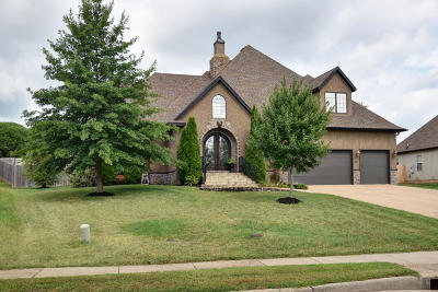 Nixa Single Family Home For Sale: 603 North Montclair Way