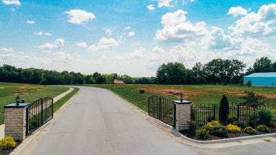 Springfield Residential Lots & Land For Sale: 797 South Thornridge Drive #Lot 54