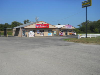 Commercial For Sale: 1205 N Highway 13