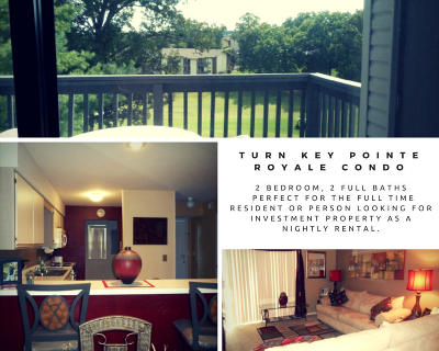 Branson MO Condo/Townhouse For Sale: $97,000