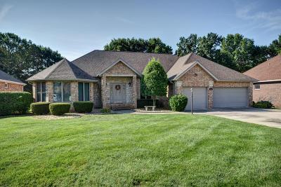 Nixa Single Family Home For Sale: 4231 Greenbriar Drive