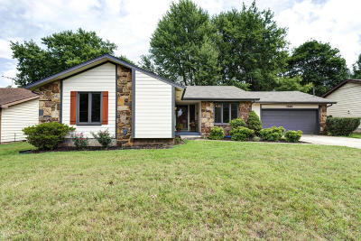 Springfield Single Family Home For Sale: 1946 South Kansas Avenue