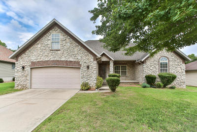 Springfield MO Single Family Home For Sale: $203,500