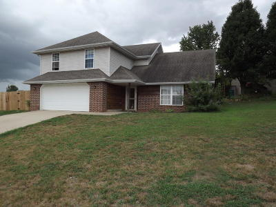 Springfield MO Single Family Home For Sale: $155,500