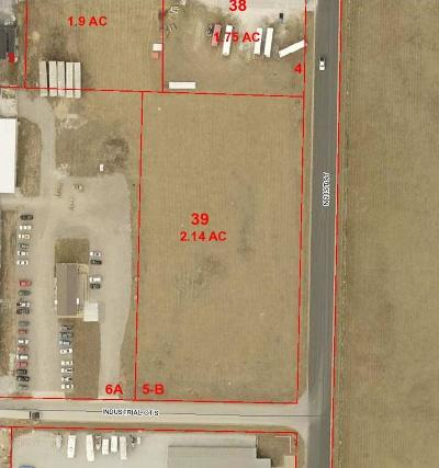 Ozark Residential Lots & Land For Sale: 3501 Industrial Court South