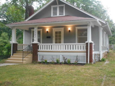 Springfield MO Single Family Home For Sale: $99,900