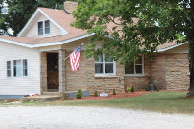 Marshfield Single Family Home For Sale: 5245 State Hwy Dd