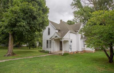 Marionville Single Family Home For Sale: 208 South Mill Street