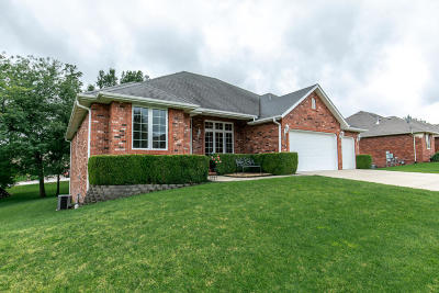 Nixa Single Family Home For Sale: 4204 Oak Haven Drive