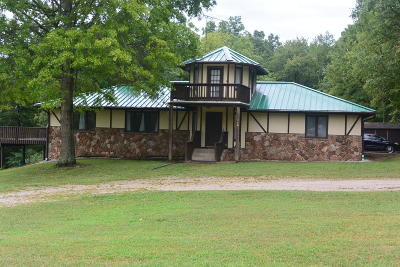 Forsyth Single Family Home For Sale: 364 Curtis Drive