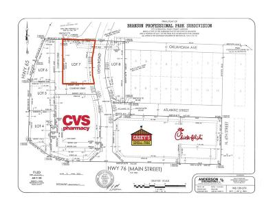Branson MO Commercial For Sale: $275,000
