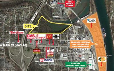 Branson MO Commercial For Sale: $2,750,000