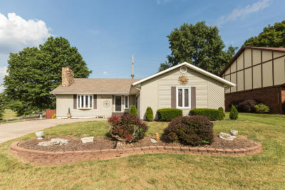 Springfield MO Single Family Home For Sale: $179,900
