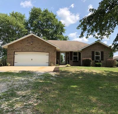 Rogersville Single Family Home For Sale: 49 Grove Lane