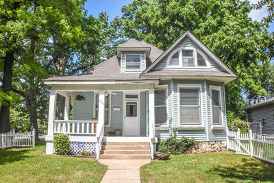 Springfield Single Family Home For Sale: 1403 North Sherman Avenue