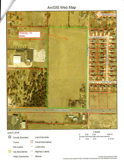 Nixa Residential Lots & Land For Sale: 1209 West Mt Vernon Street