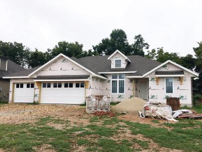 Nixa MO Single Family Home For Sale: $270,000