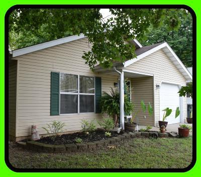 Bolivar Single Family Home For Sale: 610 South Lillian