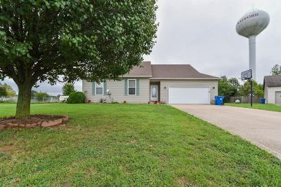 Strafford Single Family Home For Sale: 614 South Redbud Avenue